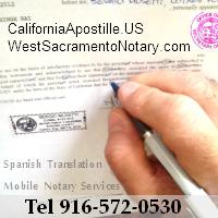 Apostille service, Spanish translation, Mobile Notary, Sergio Musetti http://Apostille.homestead.com